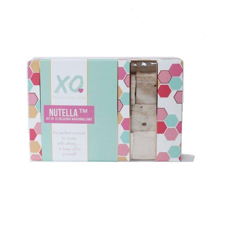 Nutella Marshmallows