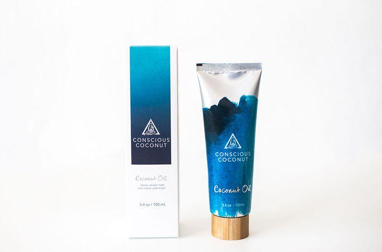 Conscious Coconut Oil - Travel-Tube