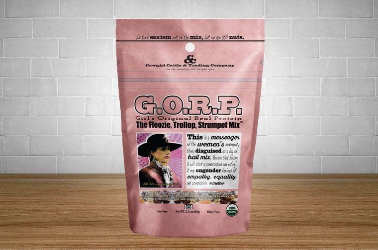 G.O.R.P. The Floozie, Trollop, Strumpet Mix 3.0 oz. size.