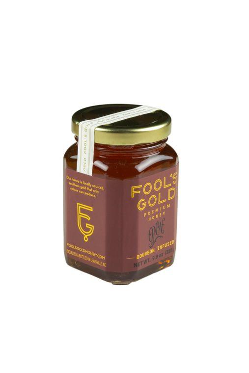 Bourbon Infused Honey 9.9oz