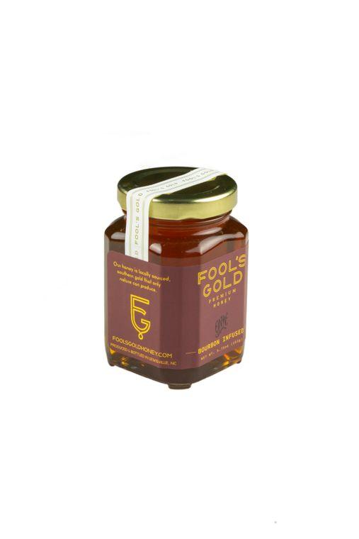 Bourbon Infused Honey 5.75oz