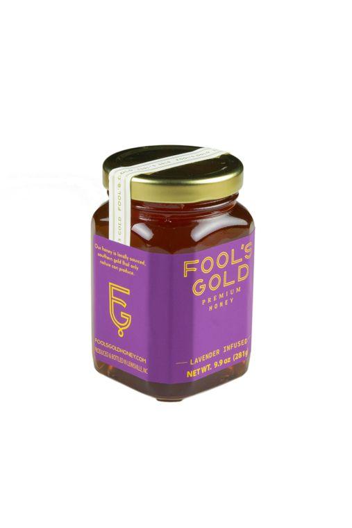 Lavender Infused Honey 9.9oz