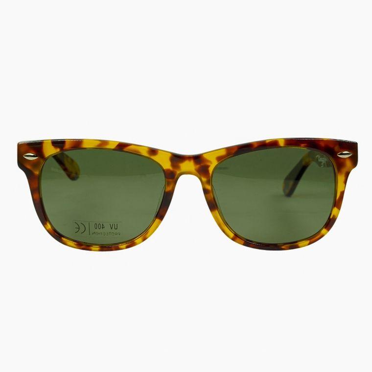 Acetate Sunglasses w/ Polarized Lenses