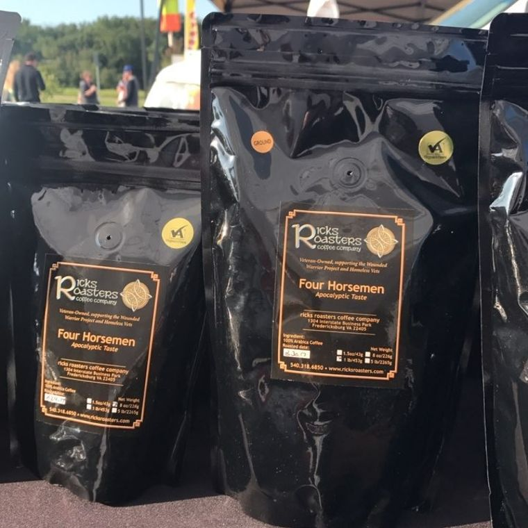 Four Horsemen Coffee Blend
