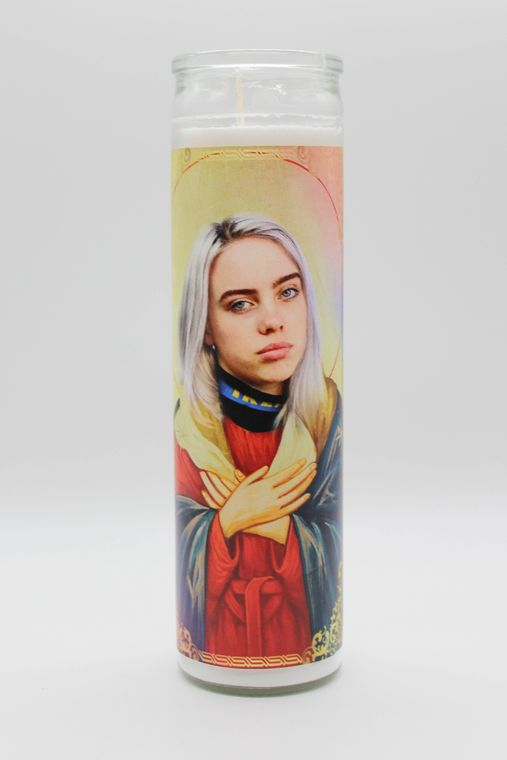 Billie Eilish Candle