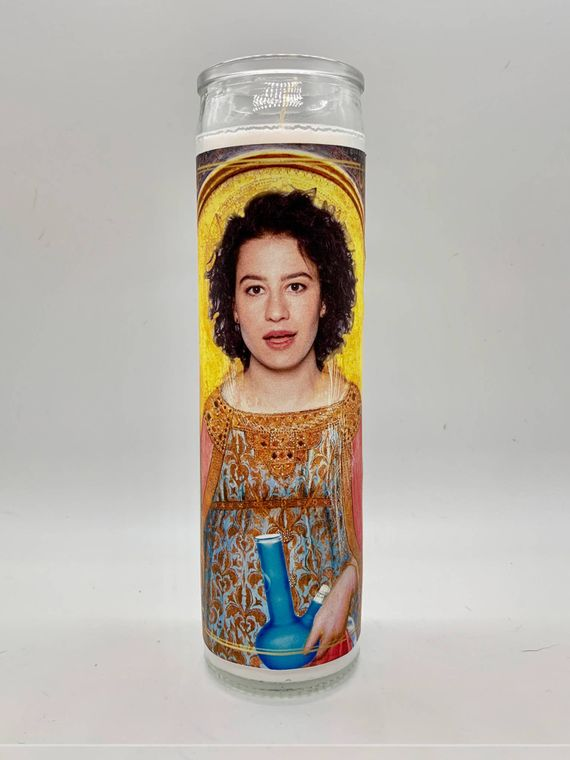 Broad City - Illana Candle