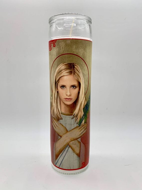 Buffy the Vampire Slayer - Buffy Candle