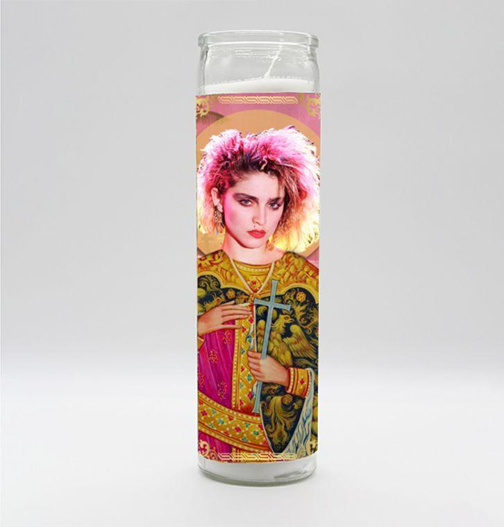 Madonna Candle