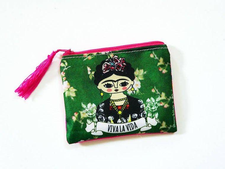Frida Kahlo Small Purse