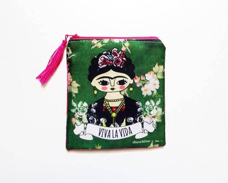Frida Kahlo purse, VOGUE