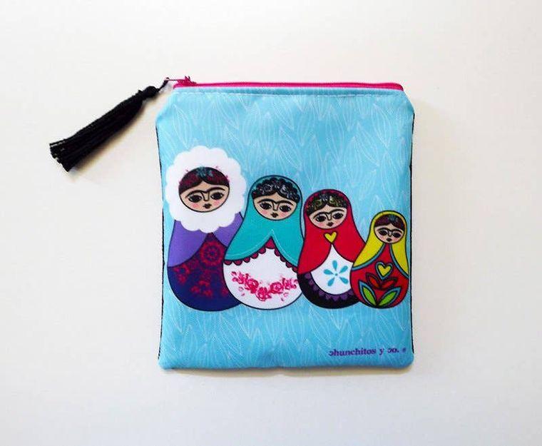 Matrioska Frida purse