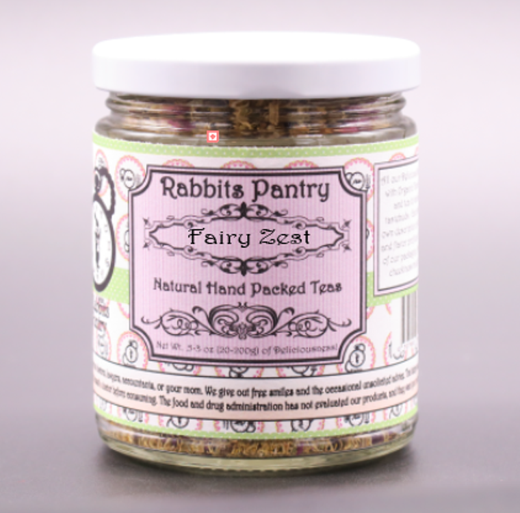 Fairy Zest Tea