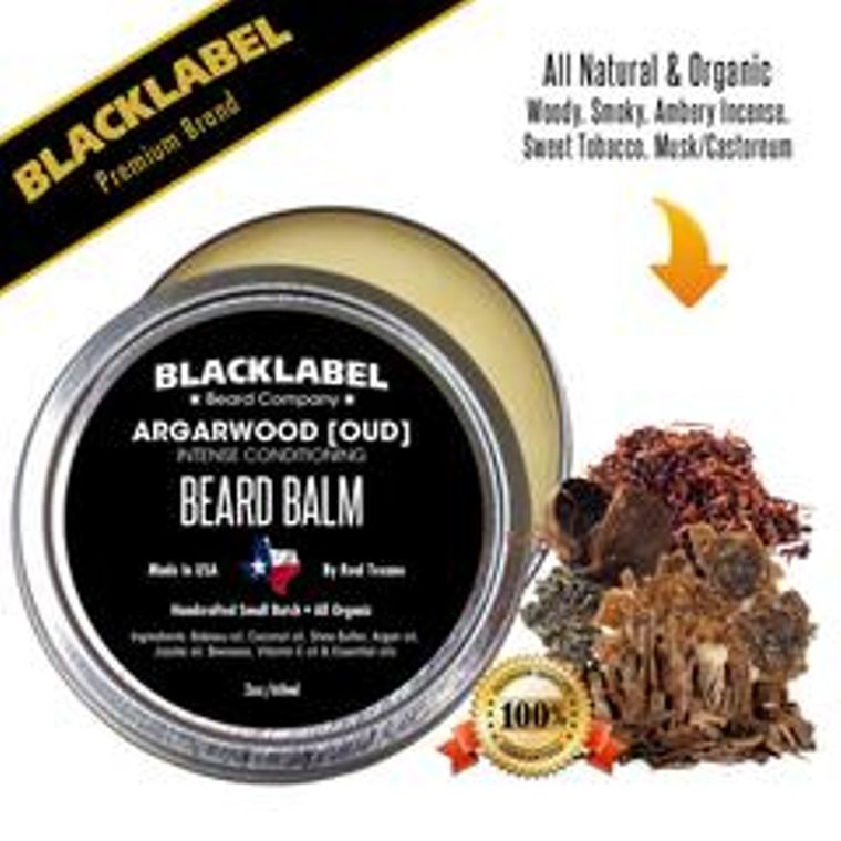 Argarwood Beard balm