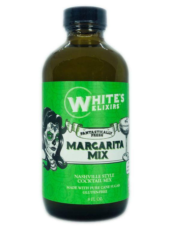 White's Elixirs Fresh Margarita Cocktail Mix- 8oz