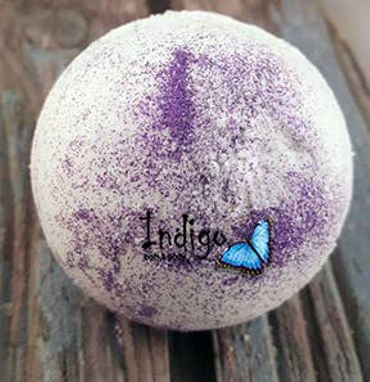Lavender Detox - Shea Butter Bath Bomb