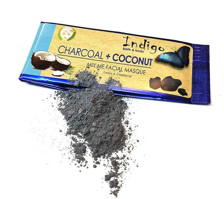Charcoal + Coconut - Mix Me Masque