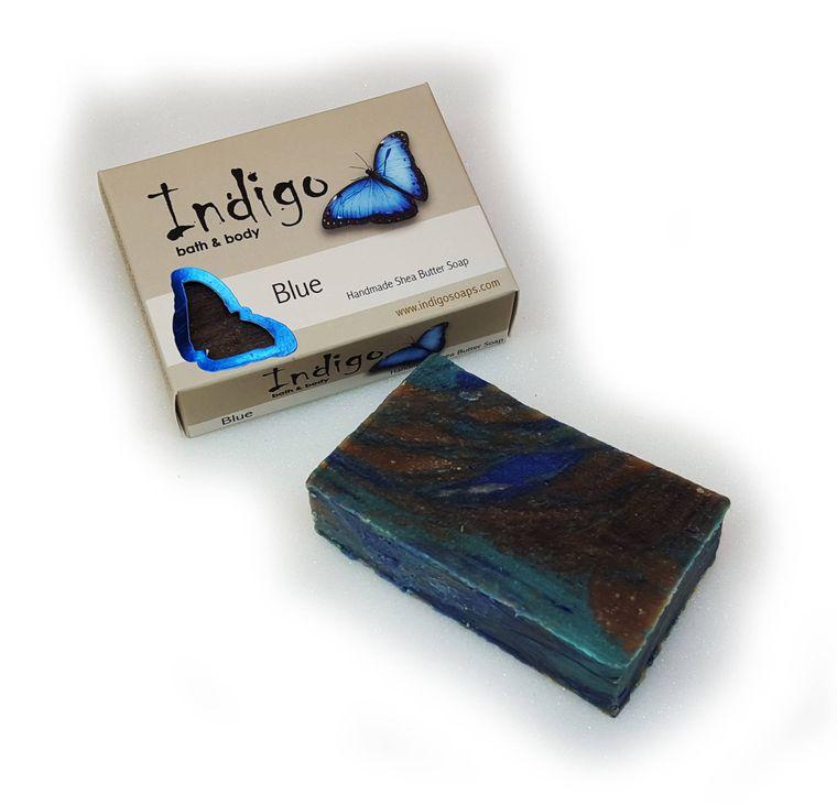 Blue - Body Soap