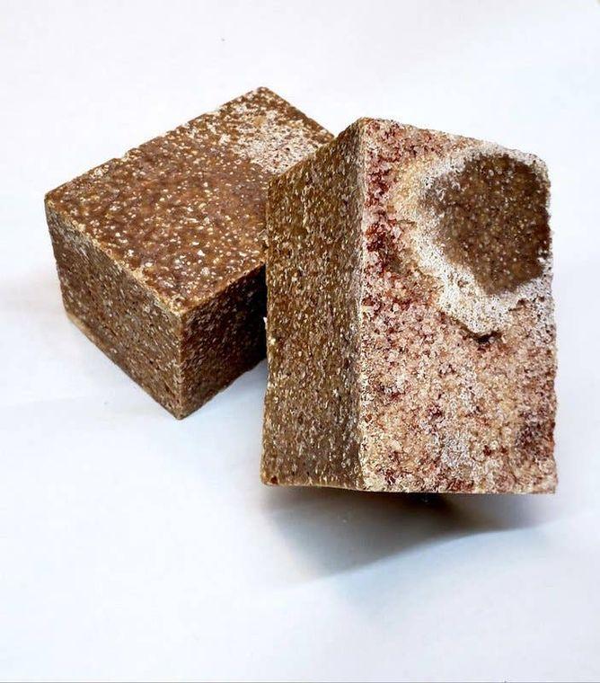 Driftwood Himalayan Pink Salt Exfoliating Soap Bar