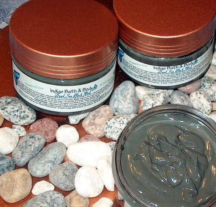 4oz Dead Sea Mud Masque