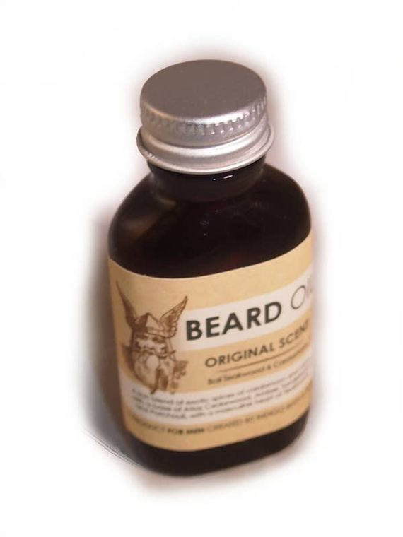 Lumberjack Beard Oil