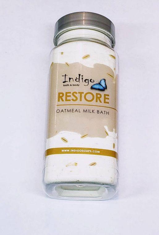 Milk Bath - Restore (Oatmeal Milk & Honey)