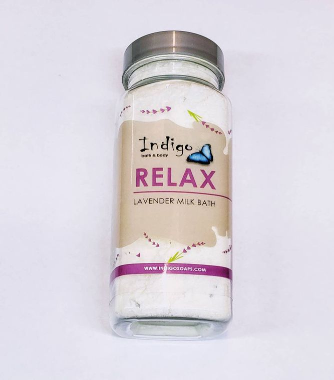 Milk Bath - Relax ( Lavender)