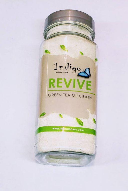 Milk Bath - Revive (Green Tea)