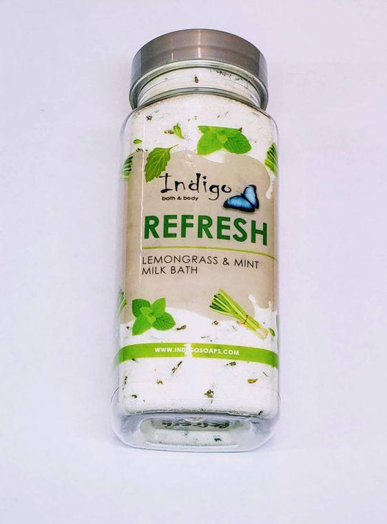Milk Bath - Refresh (Lemongrass & Mint)