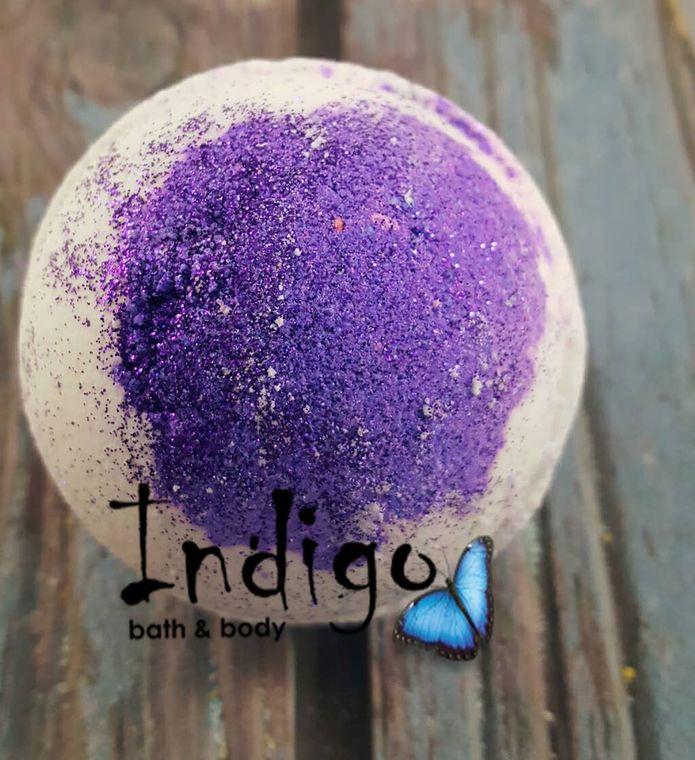 Purple Rain - Shea Butter Bath Bomb