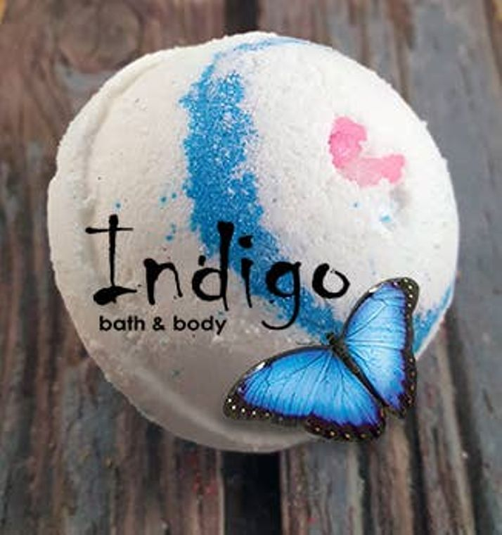 Love Spell - Shea Butter Bath Bomb (Valentine)