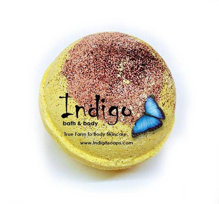If you like Pina Coladas... - Shea Butter Bath Bomb