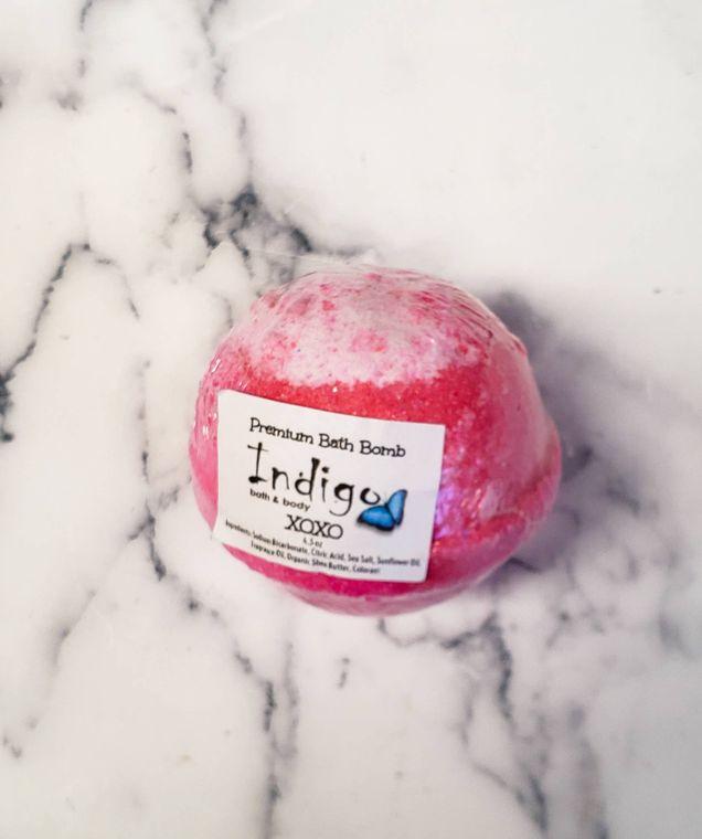 XOXO - Shea Butter Bath Bomb (Valentine)