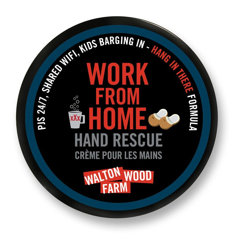Hand Rescue - Work from Home 4 oz