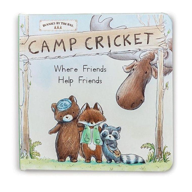 Camp Cricket Board Book
