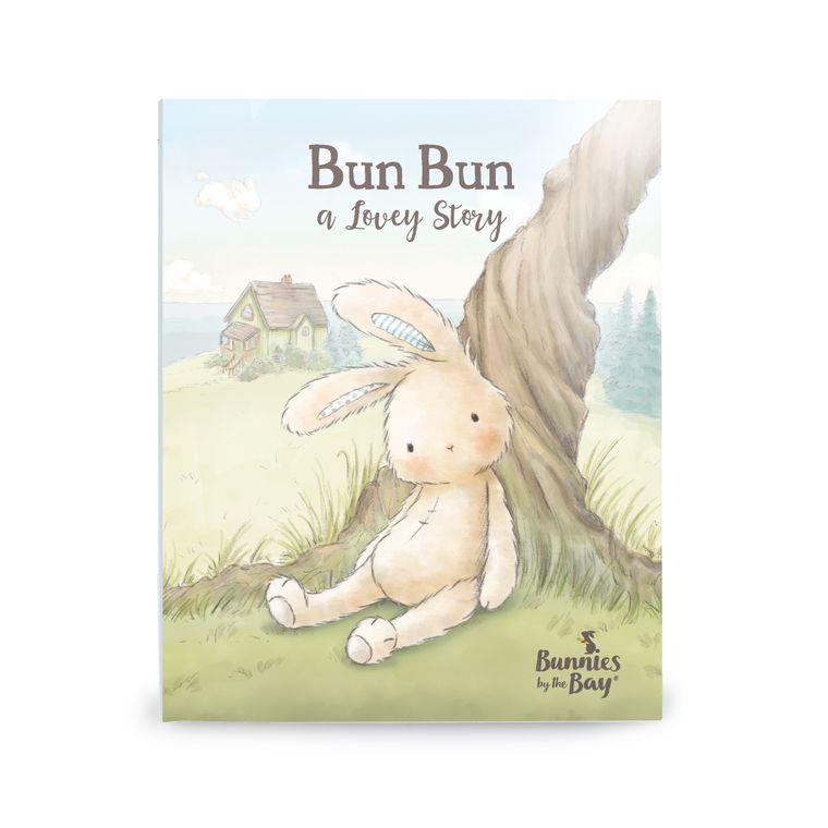 "Bun Bun ""A Lovey Story"" Book"