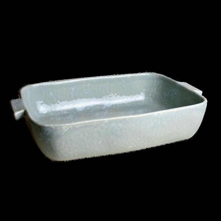 Cozina Rectangular Baker - Gray