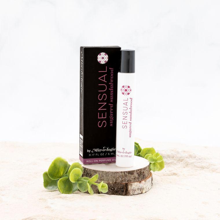 Sensual (sugared sandalwood) - 5 mL Rollerball Perfume