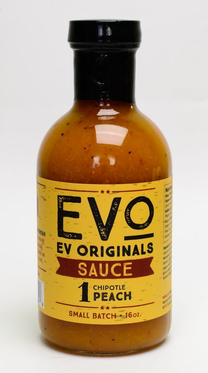 EVO Chipotle Peach Sauce