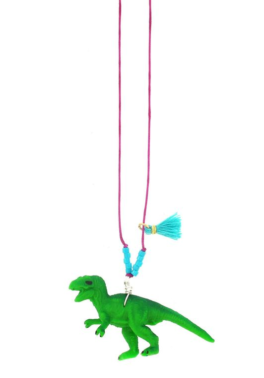 T-Rex Baby Buddy Necklace