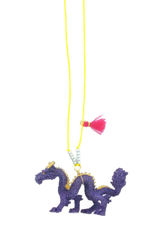 Dragon Baby Buddy Necklace