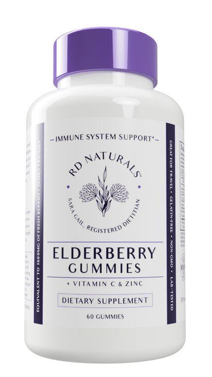 Elderberry Gummies