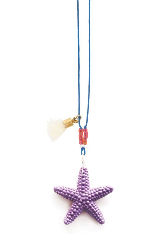 Starfish Baby Buddy Necklace