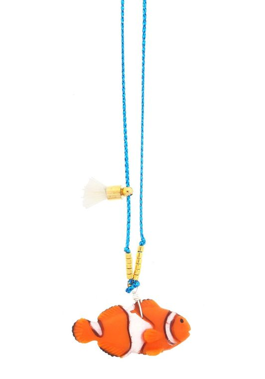 Fish Baby Buddy Necklace