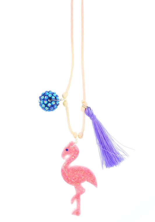 Flamingo Resin  + Bookmark