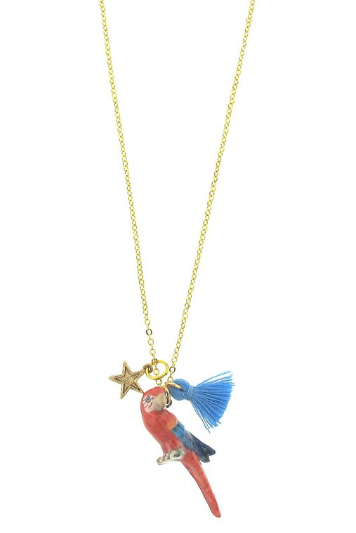 Parrot Lil' Critters Necklace