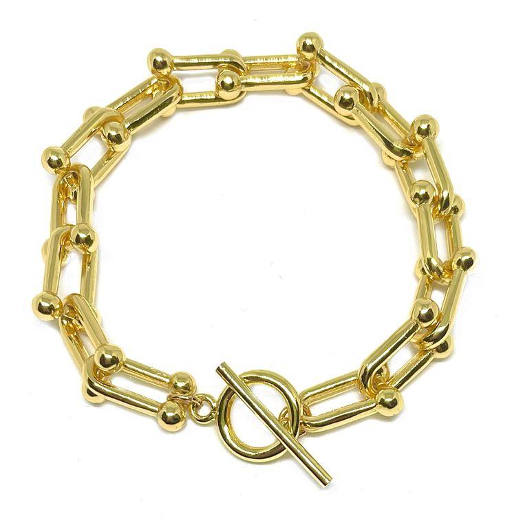 Piper Link Bracelet
