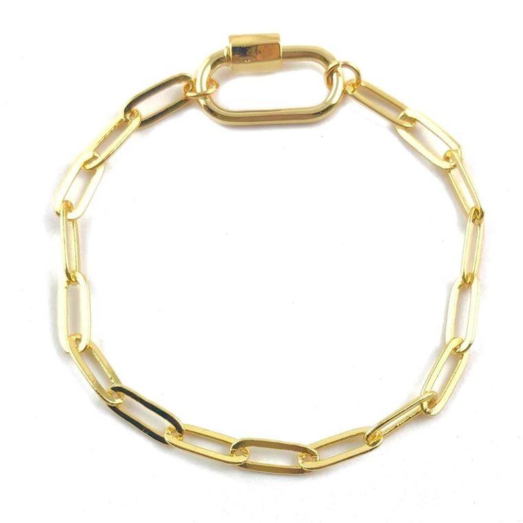 Perla Link Bracelet