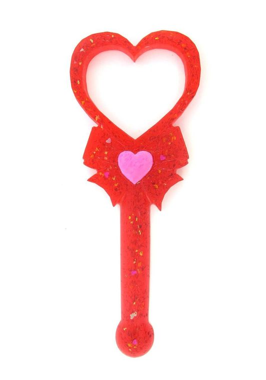 Red Heart Wand