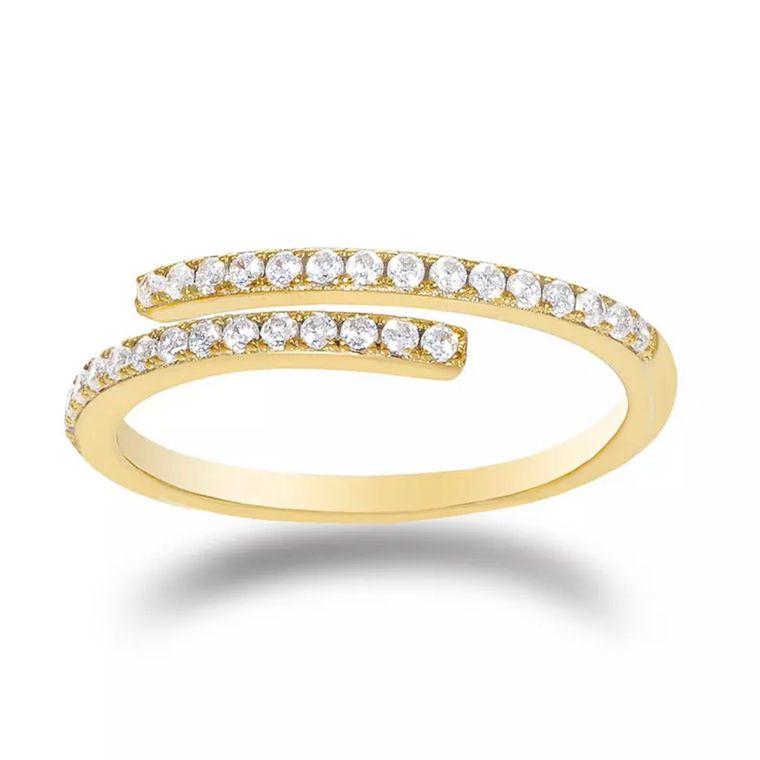 Ashton Adjustable Ring