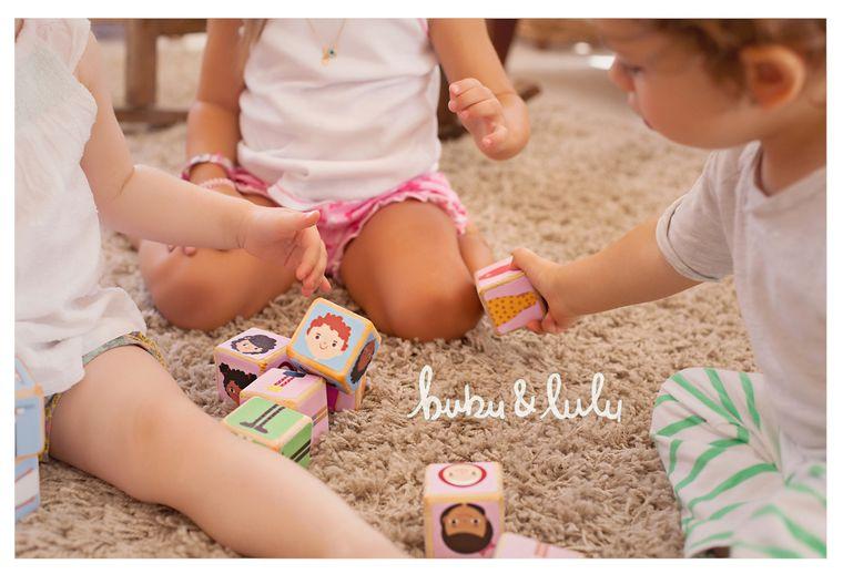 Bubu & Lulu Toys - Handmade Wooden Blocks for Kids